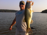 Bass fishing clark moores guide service lake sam rayburn for Sam rayburn lake fishing report