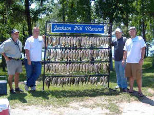 Bass fishing crappie fishing lake sam rayburn lake for Fishing sam rayburn